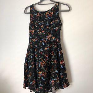 Bebop Womans Floral Dress XS